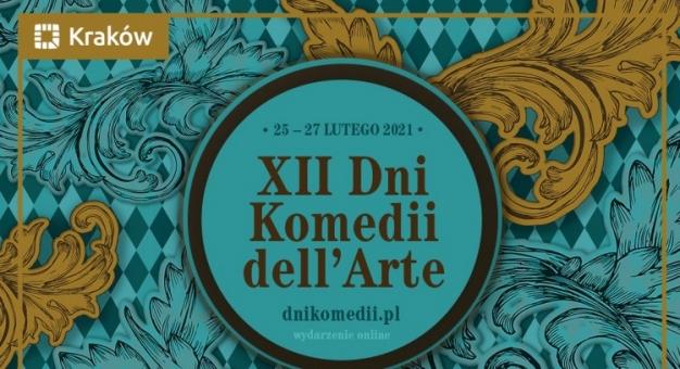 Dni Komedii dell'Arte – w przestrzeni wirtualnej