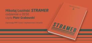 Codziennie o 20:50 czyta Piotr Grabowski.