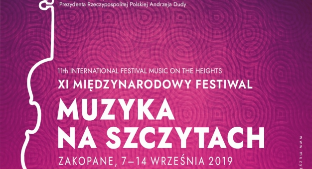 """Festiwal """"Muzyka na Szczytach"""" trwa"""