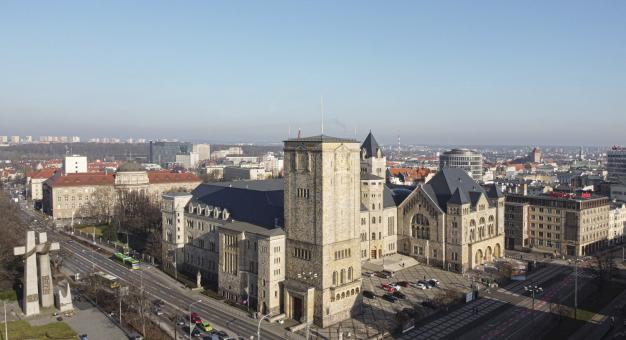 Jesień w Centrum Kultury ZAMEK w Poznaniu
