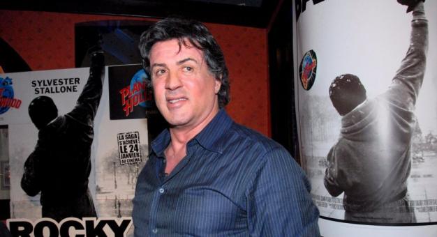 Na aukcję trafią kostiumy i rekwizyty, których używał w filmach Sylvester Stallone