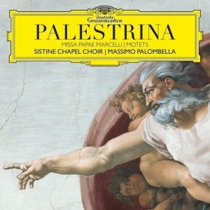 SISTINE CHAPEL CHOIR – PALESTRINA