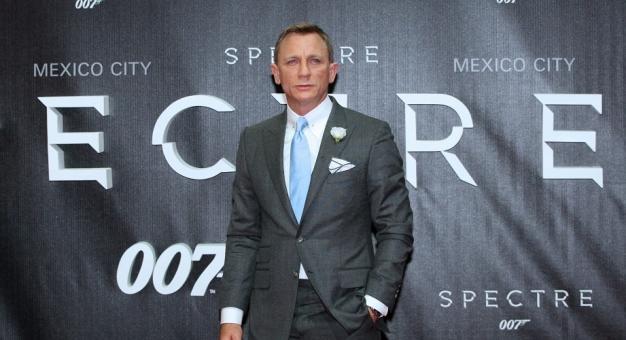 """Nowy """"Bond"""" będzie najdroższym filmem z serii?"""
