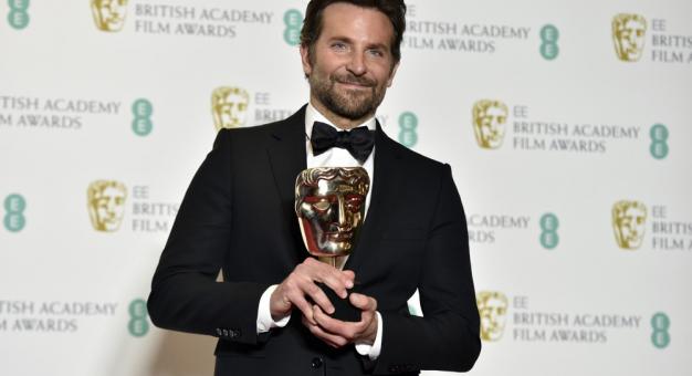 Bradley Cooper z powodu pandemii zaprzyjaźnił się z Guillermo del Toro