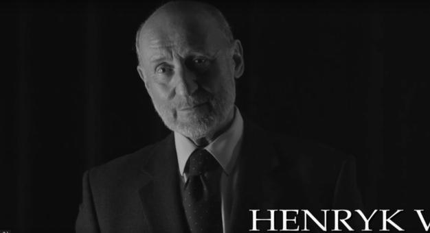 """Premiera """"Henryka V"""" Szekspira na kanale YouTube Dariusza Rosiaka"""