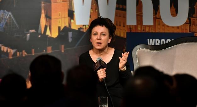 """Olga Tokarczuk: """"moja nowa książka wszystkich zaskoczy"""""""