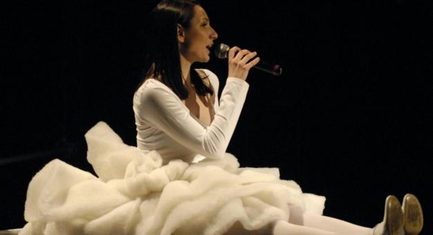 Polska wokalistka w Nowym Jorku