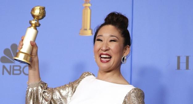 Sandra Oh: talent i determinacja