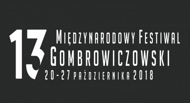 Międzynarodowy Festiwal Gombrowiczowski - w październiku w Radomiu