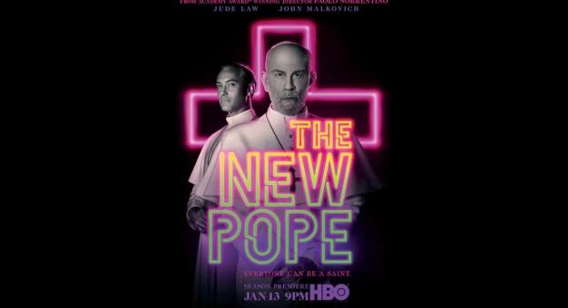 """HBO GO zaczyna emisję dziesięcioodcinkowego serialu """"Nowy papież"""""""