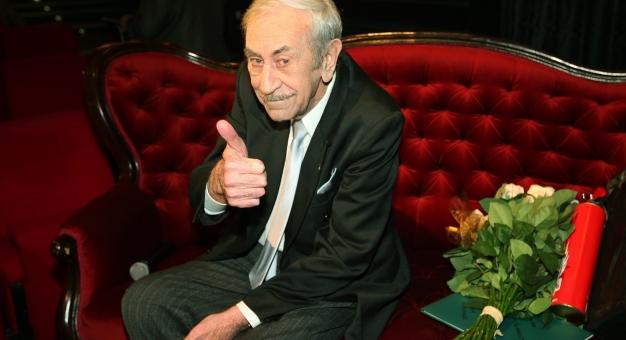 85 lat temu urodził się wybitny aktor teatralny i filmowy Jan Kobuszewski