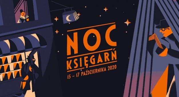 Noc Księgarń 2020 - festiwal księgarń i czytelników od czwartku