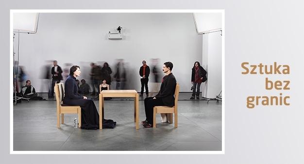 Sztuka bez granic. Opowieść o ikonie performansu Marinie Abramović
