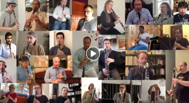 Antivirus International Clarinet Ensemble