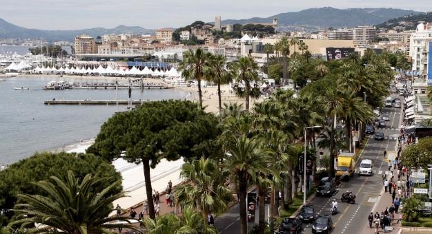 Cannes - pełne atrakcji nie tylko podczas festiwalu filmowego