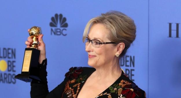 Meryl Streep ostro krytykuje Trumpa na rozdaniu Złotych Globów