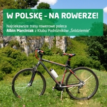 Podcasty W Polskę na rowerze