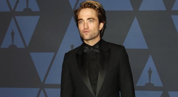 Opublikowano pierwsze nagranie Pattinsona w stroju Batmana