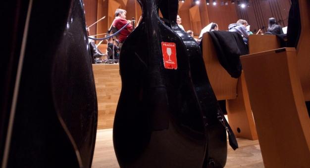 Yamaha ostrzega, że w futerałach na instrumenty nie należy przemycać ludzi