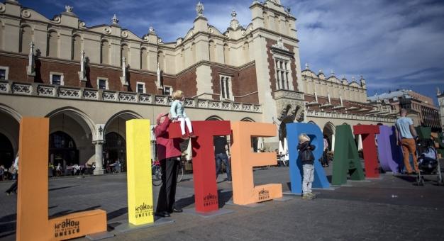 5 lat z tytułem Miasta Literatury UNESCO