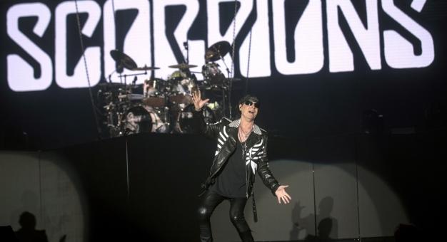 Scorpions w Polsce. Prezentujemy oficjalny spot!