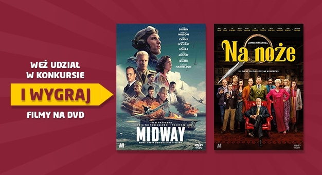 Mamy dla Was filmy na DVD!