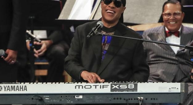 Stevie Wonder z powodu choroby odwołuje koncerty