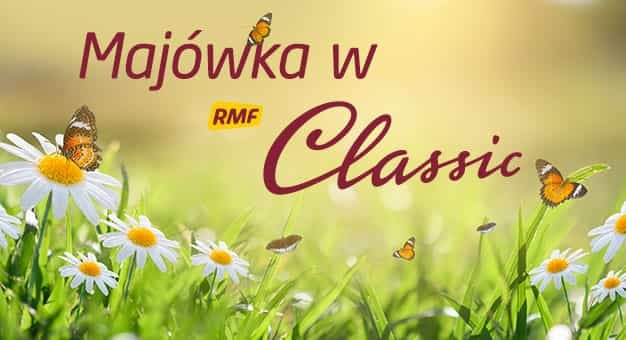 Majówka w RMF Classic