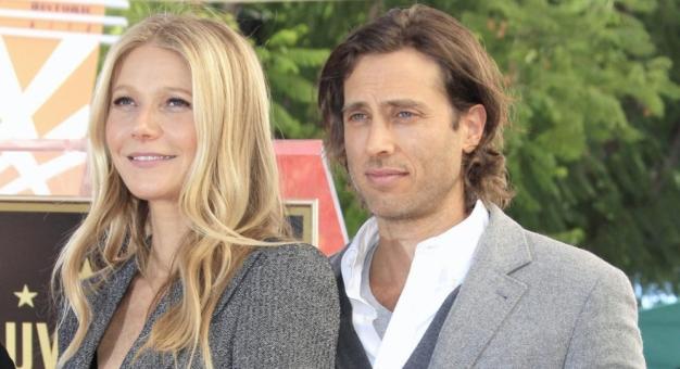 Nowoczesny miesiąc miodowy Gwyneth Paltrow