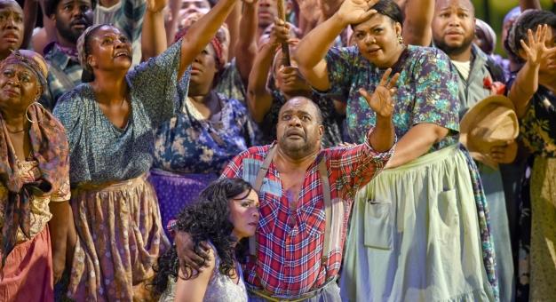 Poświadczyli, że są Afroamerykanami, by zaśpiewać w operze Gershwina