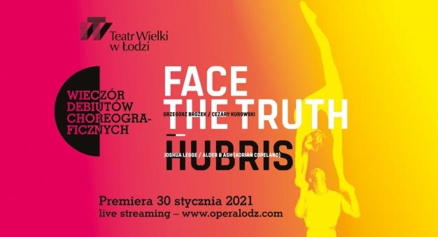 Wieczór debiutów choreograficznych w Teatrze Wielkim w Łodzi