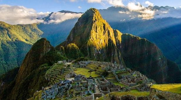 Archeolodzy odkryli olbrzymi, inkaski kompleks ceremonialny w Peru
