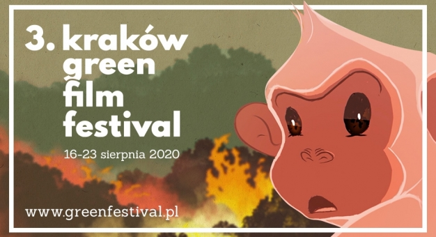 3. Kraków Green Film Festival zaprasza!