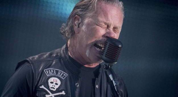 Niedzielny koncert zespołu Metallica jest dostępny w sieci