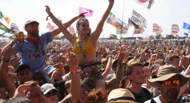 Telewizja BBC stworzy specjalny kanał poświęcony festiwalowi Glastonbury