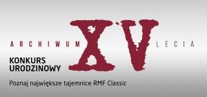 Archiwum XV lecia RMF Classic