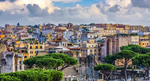 Niezwykłe odkrycie w Złotym Domu Nerona w Rzymie