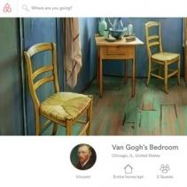 Spędź Noc W Sypialni Van Gogha Rmf Classic