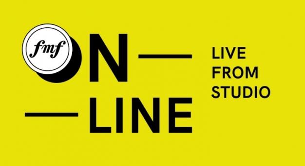 Live from studio na FMF online