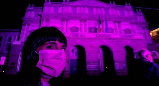 Ognisko zakażeń w mediolańskim teatrze La Scala