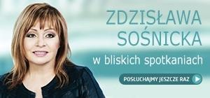 Zdzisława Sośnicka w bliskich spotkaniach tuż przed Sylwestrem