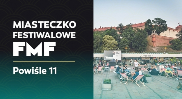 Miasteczko Festiwalowe na FMF
