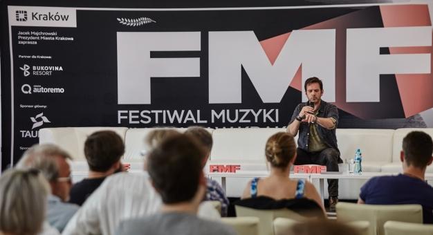 Forum Audiowizualne FMF: Alexandre Desplat, Craig Armstrong, Antonio Sánchez i Krzysztof Zanussi w rozmowach z festiwalową publicznością