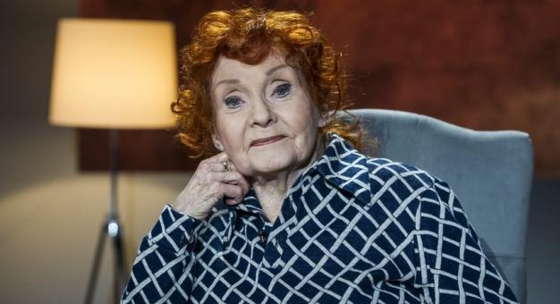 Barbara Krafftówna ma dziś 90. urodziny!