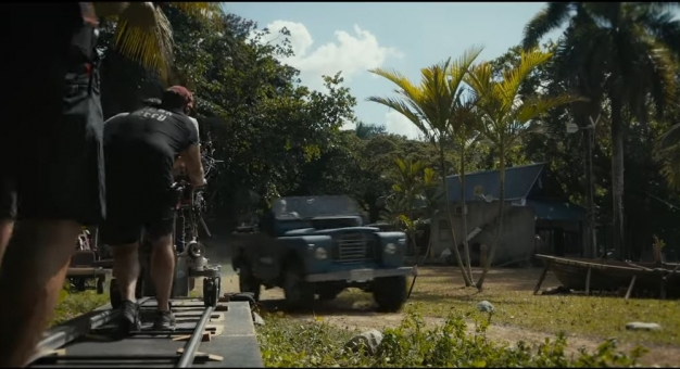 Tak powstaje nowy film o Bondzie. Zobacz film!
