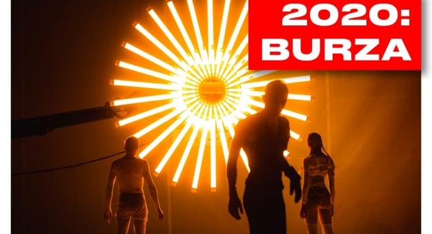 """Premiera online spektaklu """"2020: Burza"""" w reż. Grzegorza Jarzyny - w piątek"""