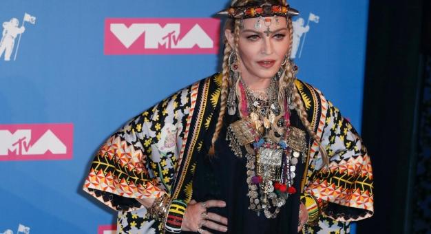 Madonna: chciałam zostać kimś, bo czułam się nikim