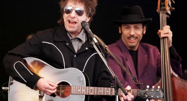 Bob Dylan - ku pokrzepieniu świata