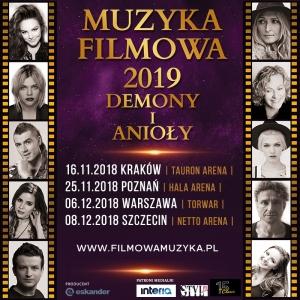 Muzyka Filmowa 2019 - Demony i Anioły