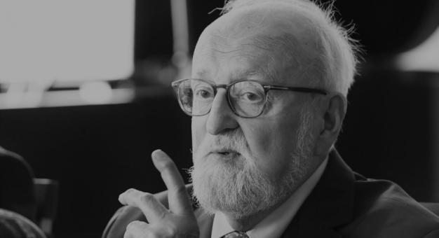 Zygmunt Krauze o Krzysztofie Pendereckim: Był autentycznym, wybitnym polskim kompozytorem
